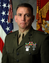 Col Chad Breeden, USMC