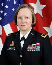 MG Jennifer L. Napper, USA