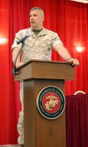 Closing Speaker - BGen William Mullen III, Combat Development Directorate