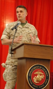 Welcoming Remarks by BGen Nally, Director, C4 and CIO, Marine Corps
