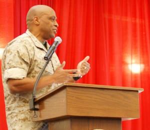 Our Keynote Speaker - MajGen Vincent Stewart, Commander, MARFORCYBER