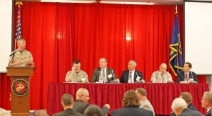 BGen Eric Smith and our distinguished panel