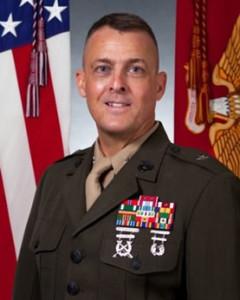 BGen Mike Groen USMC