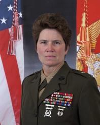BGen Lori Reynolds USMC