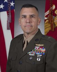 BGen Dennis Crall USMC
