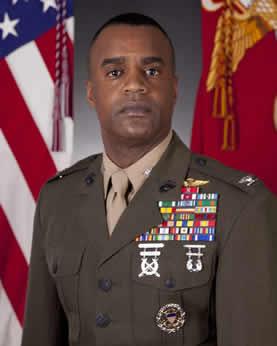 Col Melvin Carter